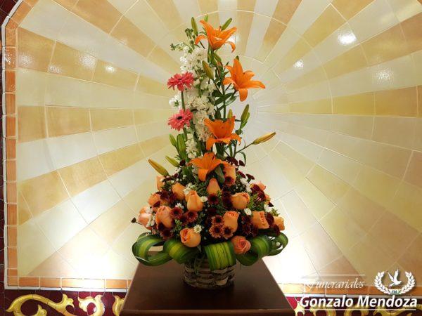 Arreglo Floral Mediano